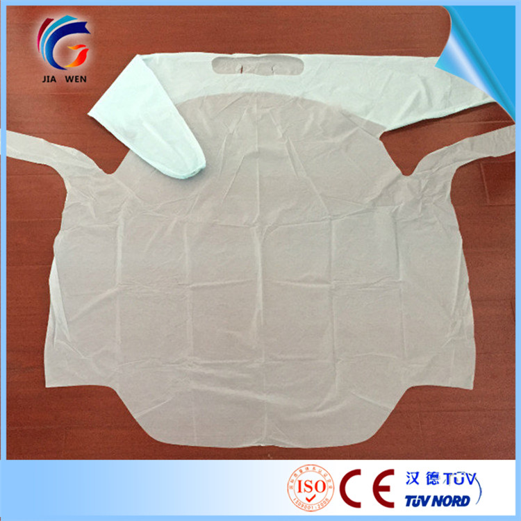green isolation gown manufacturer with CE certificate
