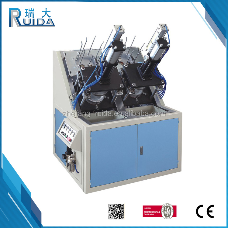RUIDA Cheap Price High Speed Automatic Paper Plate Making Machine In India