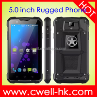 Jeep Phone Z5 5 inch capacitive touch screen 3800mAh big battery anti-shock android 4.4 rugged smartphone
