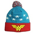 winter knit toboggan hats beanie wool knit beanie knitted hat for kids