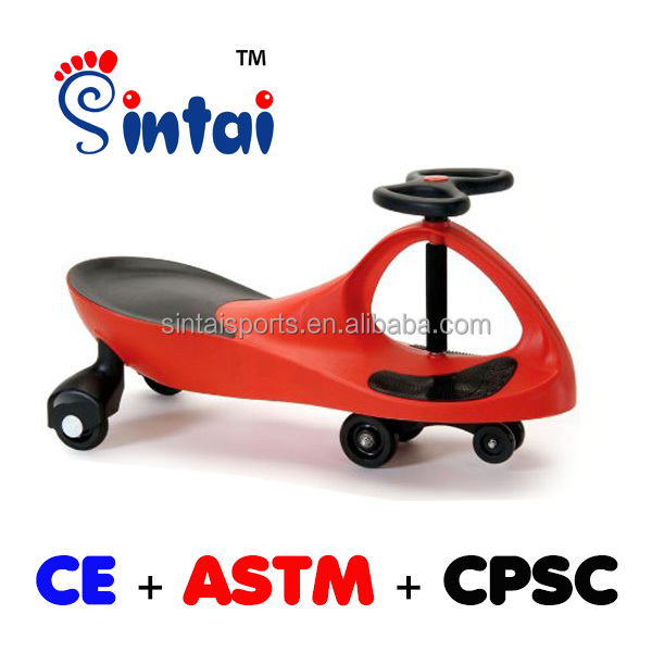 Best gift plastic toy car for kids to drive for New Year