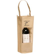 nonwoven wine bottle bag single bottle bag