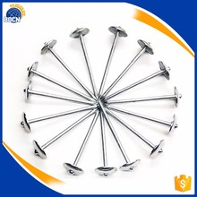 bocn hot selling Galvanized roofing nai high quality roofing nail with umbrella head