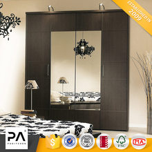 new model bedroom furniture with custom sizes designs portable storage wardrobe