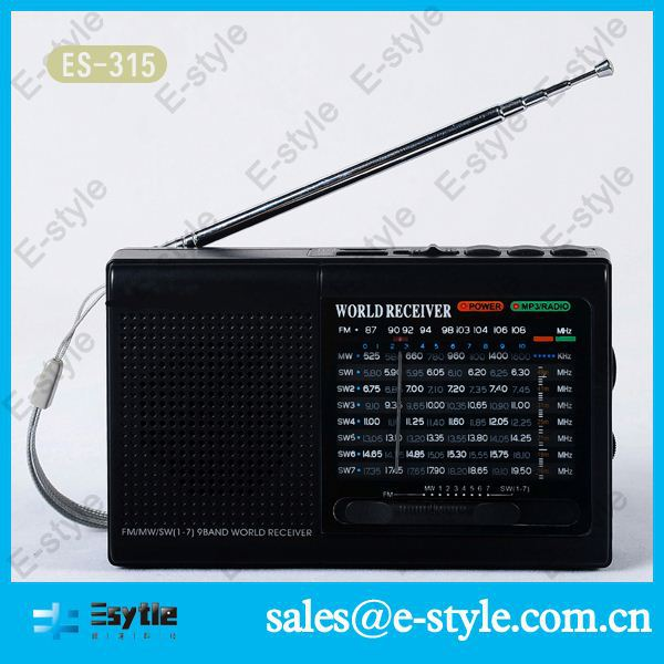 2014 New China hot sell convert car fm radio to car mp3 player with USB TF card slot