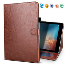 for ipad pro 10.5 inch tablet case leather flip cover with auto sleep&wake function, slim leather case for ipad pro 10.5