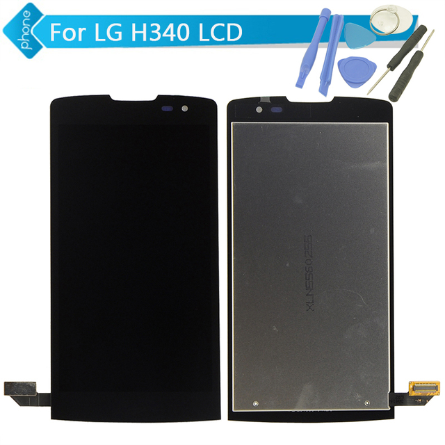 For LG Leon H340 H340n h320 h324 LCD Display Touch Screen Digitizer Assembly + Tools