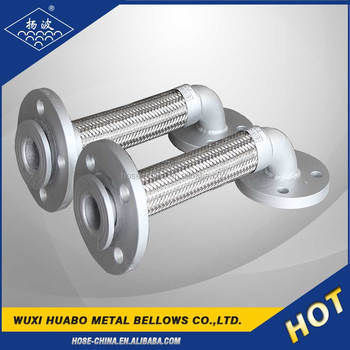 High pressure yang bo hydroformed metal bellows for mechanical equipment structure