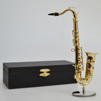 Wholesale Music gifts of Mini Musical Instruments Mini Alto Saxophone