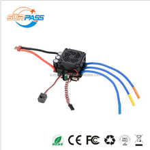 Surpass rc car manufacturers china hot sell 3670 brushless motor +120A ESC Electronic Speed Controller for 1/8 RC Car