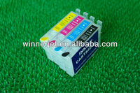 hot! best refill ink cartridge for epson Stylus CX6400, T0441 T0442 T0443 T0444