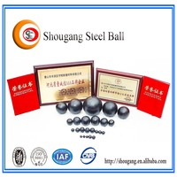 good quality high hardness low price 6 inch steel ball