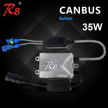 HID Factory R8 Brand 55w Canbus Ballast Premium Quality Anti-interference No Error Warning Canceller For BMW Audi