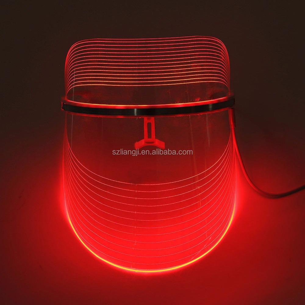 Facial red led light 660 nm pic 130