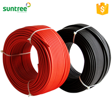Hot Sale Red/Black 1.5mm Single Core Cable for Solar System