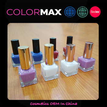Most Popular Hot Fashion Water Base Easy Peel Off Lady or Child Matte Nail Polish