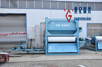 GCTL II ore process machines magnetic separator