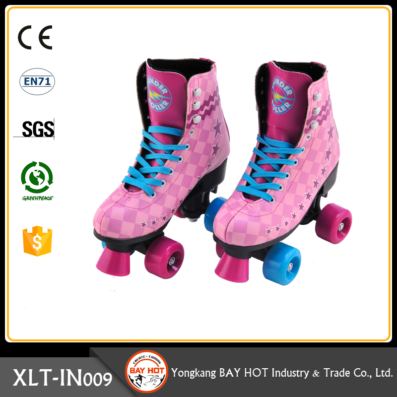 Fit perfectly Hot sale roller skate shoe rolling skates