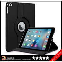 Keno New Design Business Leather Smart Case Cover Protector For iPad Mini 4 Tablet Case Cover
