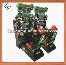 coin operated simulator arcade racing car Motorcycle Video Arcade Game machine Midnight MAXIMUM TUNE 3DX PLUS game machine