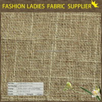 E shaoxing textile top quality High Fashion linen sofa fabric/100%Polyester linen fabric/Cushion fabric