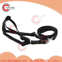 Premium high quality custom jean fabric dog leash