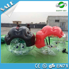 TOP inflatable bubble!!! 100% PVC or TPU cheap zorb balls for sale inflatable plastic bubble football