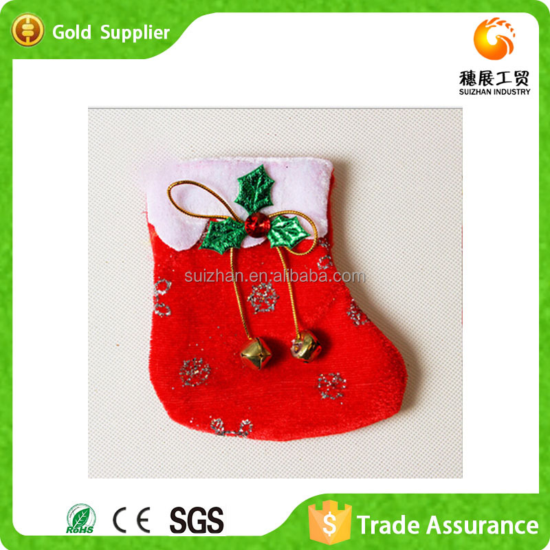 Hot Sale Newest Clear Christmas Stocking Gift Boots Presents