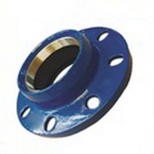 Ductile Iron Pipe Fitting Quick adaptor for PVC/PE pipe