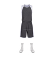 New Design Top Quality Double Mesh School Uniform Design