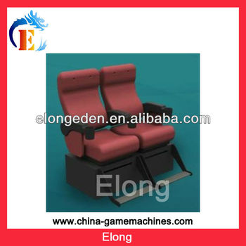 Hot sale 5D motion electric seat