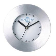 6 inch decorative wall mounted clock, round clock, metal clock