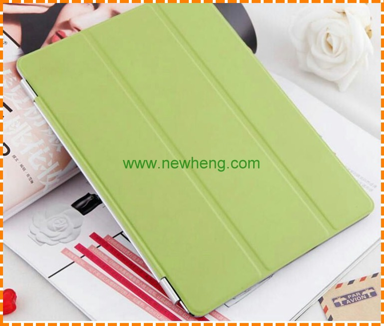 Popular Smart Sleep Function replacement back cover for ipad Air 2