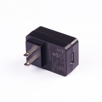 12W 5v 2.4a US/EU/UK/AU USB/Cable Series Battery Charger (CV-CCmodel) is available