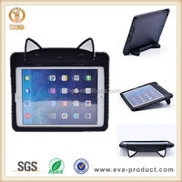 Child proof heavy duty shock-resistant tablet kids case for ipad air