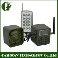 High performance electronic decoy bird , animal game call , outdoor hunting product with 50w/40hm speaker