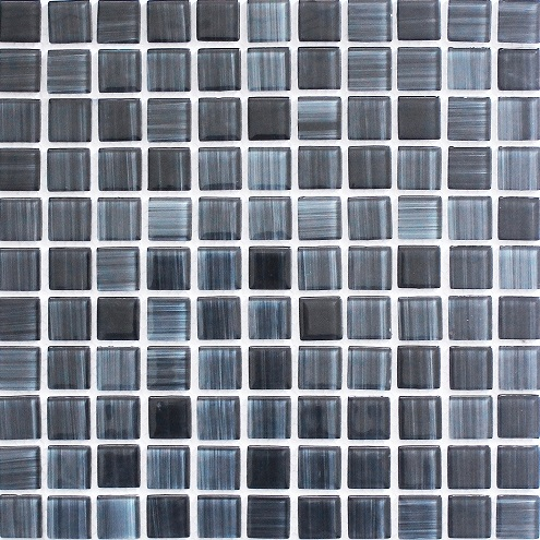 save 30% made in China grade AAA 12x12 wavy glass tile