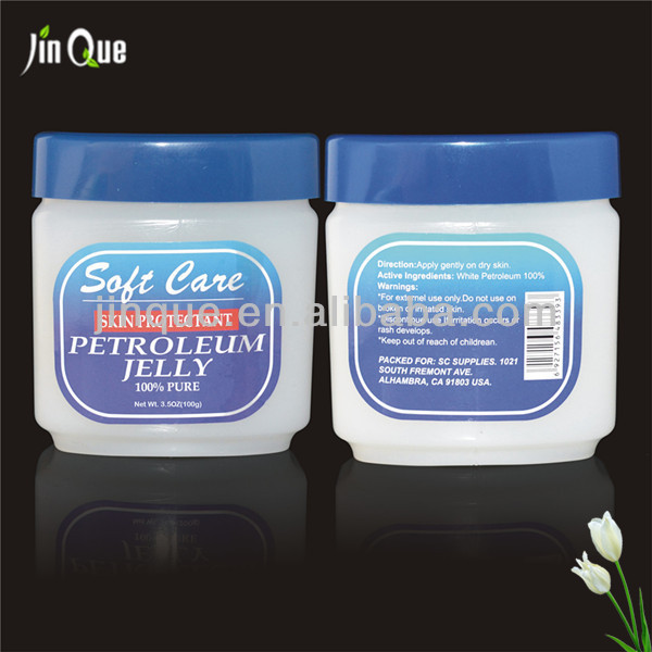 medicated petroleum jelly oil