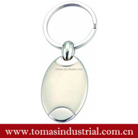 Cheap Promotional Custom Made Sublimation Key Chain