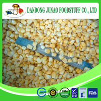 Dried Style freeze-dried sweet corn kernel
