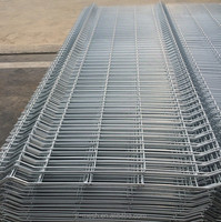 ISO 9001 galvanized and PVC coated BRC Roll top weld fence in China