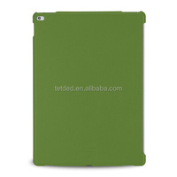 TETDED Premium Leather Case for Apple iPad Pro -- CaenA (LC: Green) for Keyboard Connector