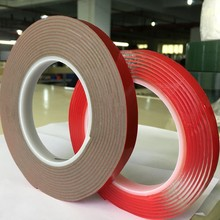 Heat Resistant Double Sided Adhesive Acrylic Foam Tape For Metal