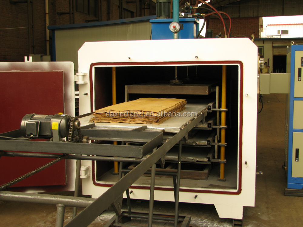 high frequency vacuum timber kiln