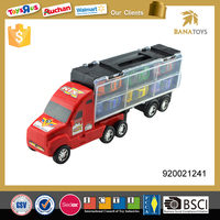 Newest city auto set miniature diecast truck model