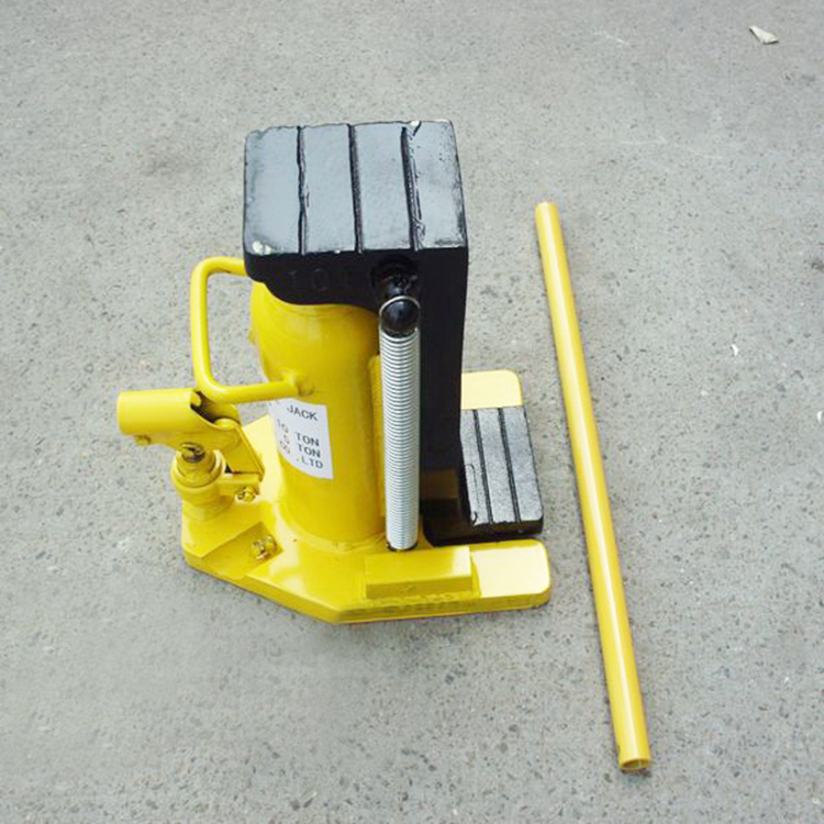 New-style wholesale price small hydraulic claw manual lifting toe jack