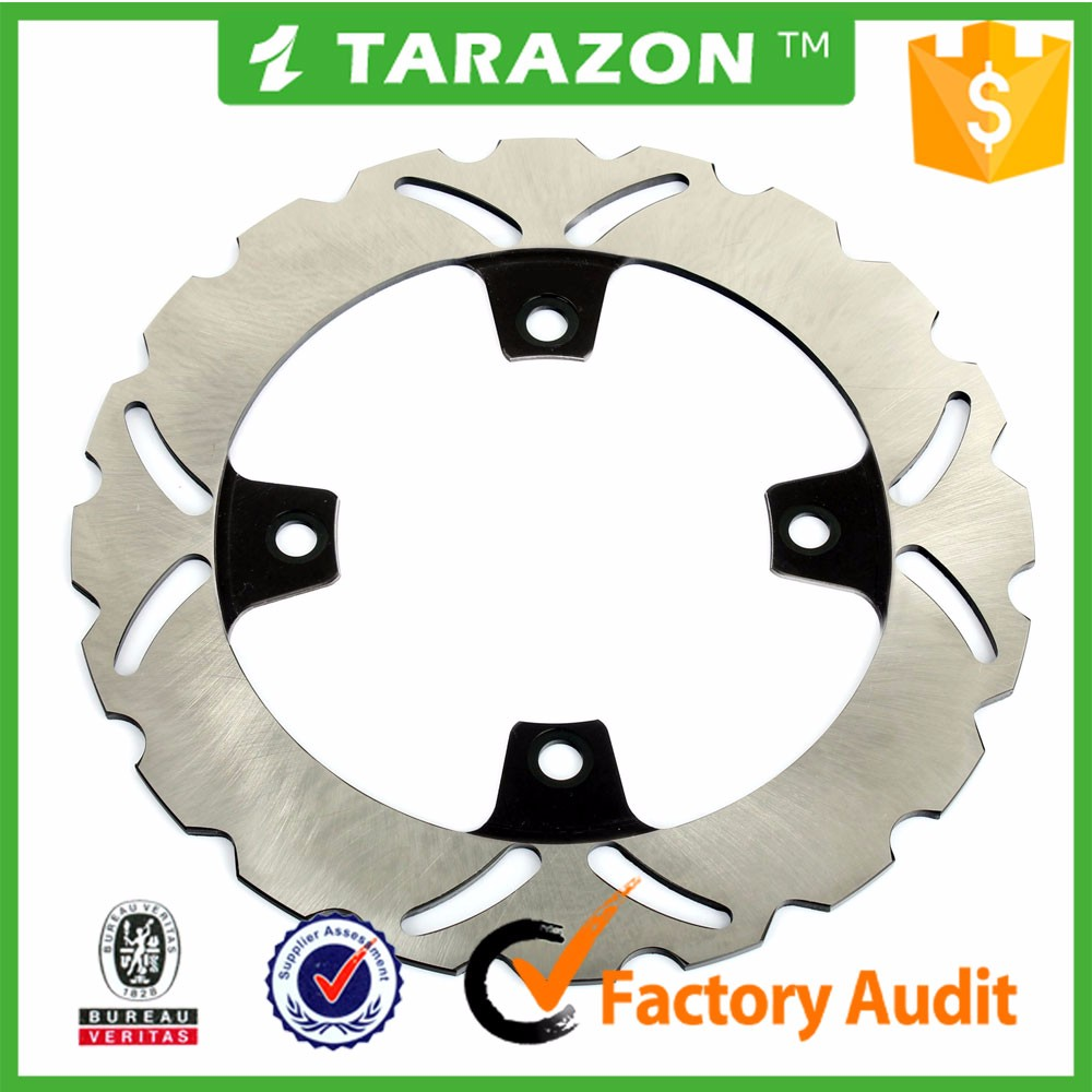 Best performance 240mm rear brake disc for Honda Forza 300 ABS 2014 - 2016