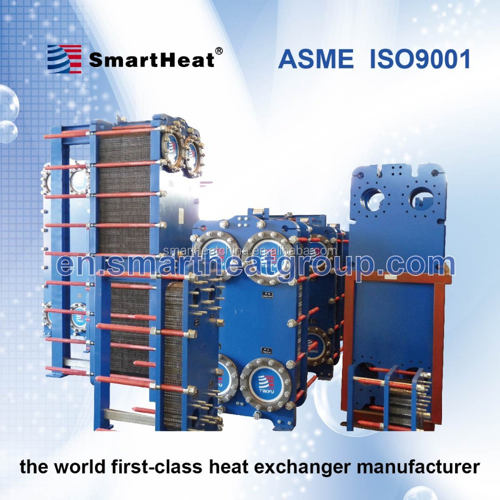 Manufacture of Popular Plate Heat Exchanger Calcalator from SmartHeat.Inc NASDAQ Public Company