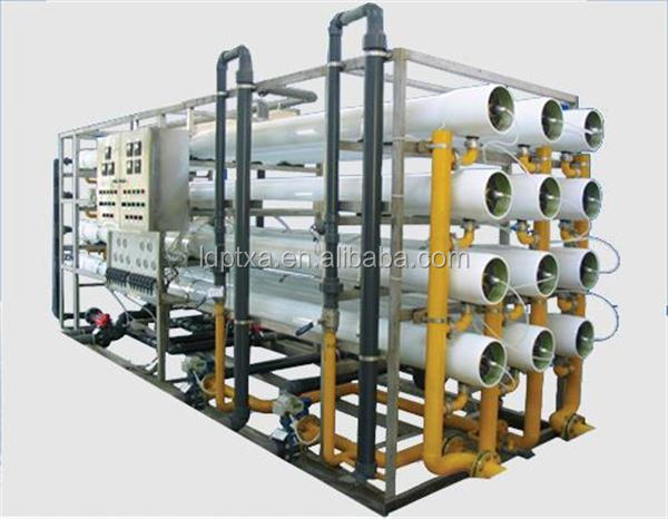 Boiler Water Desalination unit/ RO system+EDI