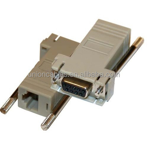 DB9 to RJ45 Console Adapter